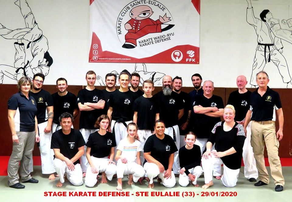 STAGE A STE EULALIE (33) LE 30/01/2020