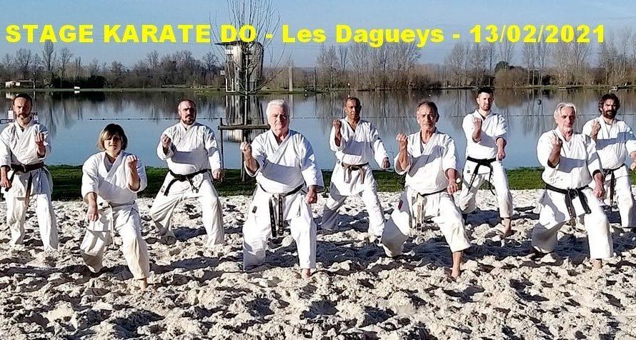 STAGE AUX DAGUEYS (33) 13/02/2021