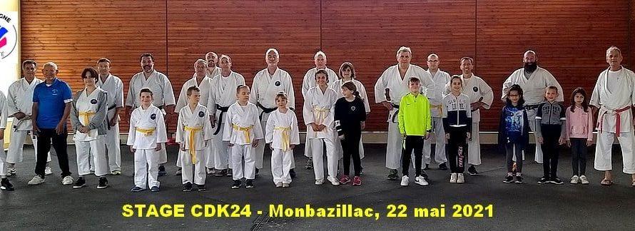 STAGE A MONBAZILLAC  (24) le 22/05/2021
