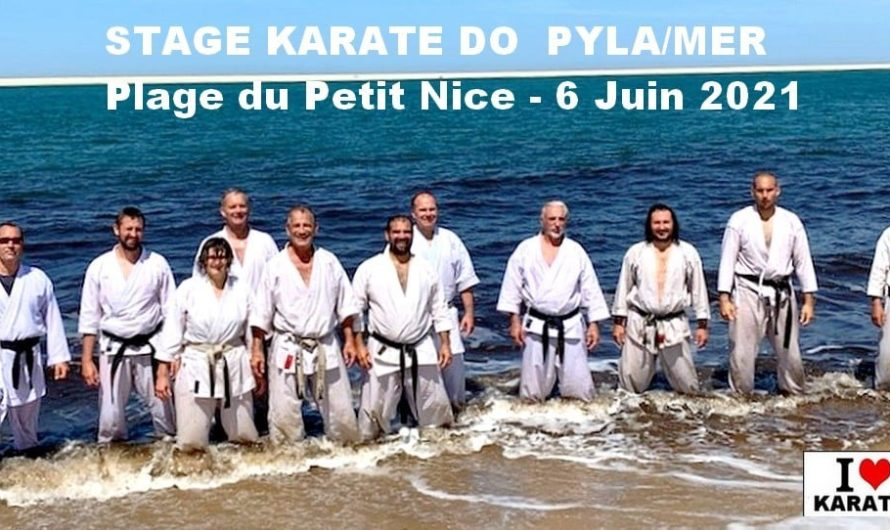STAGE LE PYLA SUR MER LE 06/06/2021
