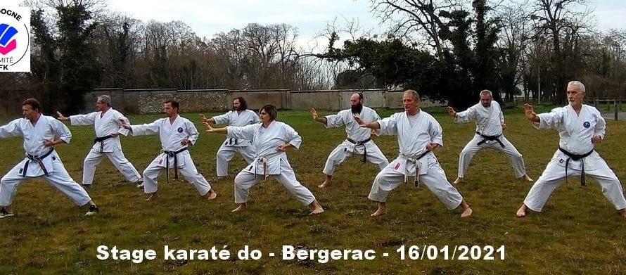 STAGE A BERGERAC (24) LE 16/01/2021
