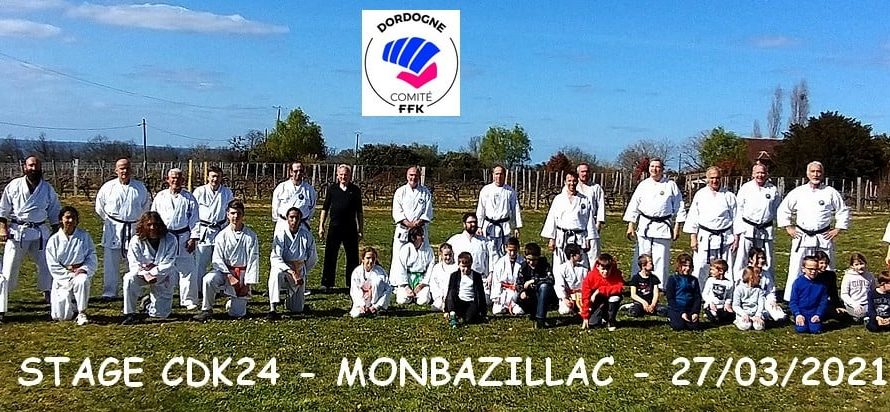 STAGE A MONBAZILLAC LE 24/03/2021